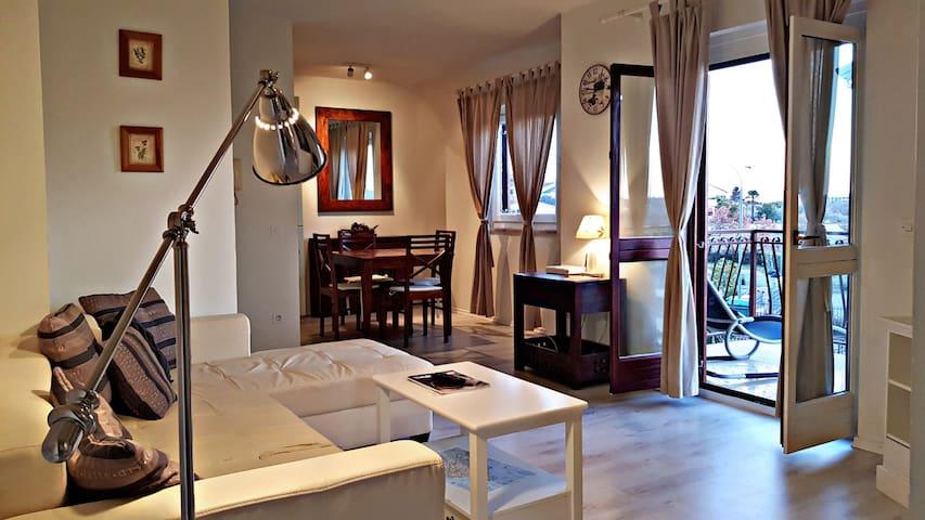 Martin 'S cozy apartment sea View