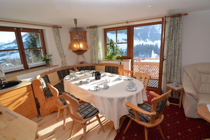 Gästehaus am Berg - Hirschegg - Lejlighedskompleks