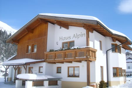 Haus Alpin Apartments **** Apart.Riffler