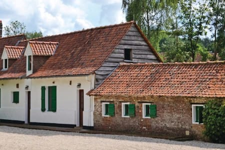 Near Montreuil-sur-Mer, 7 nights SPRING OFFER £266 - Pas-de-Calais - Casa