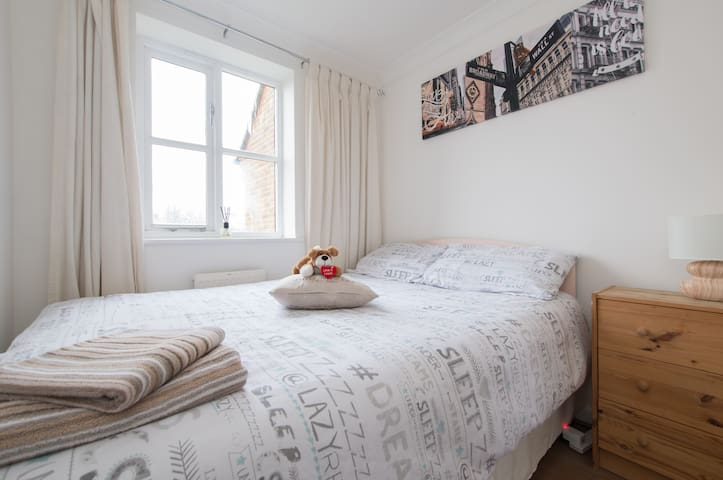 ELEGANT double PERFECT location - London - Apartmen