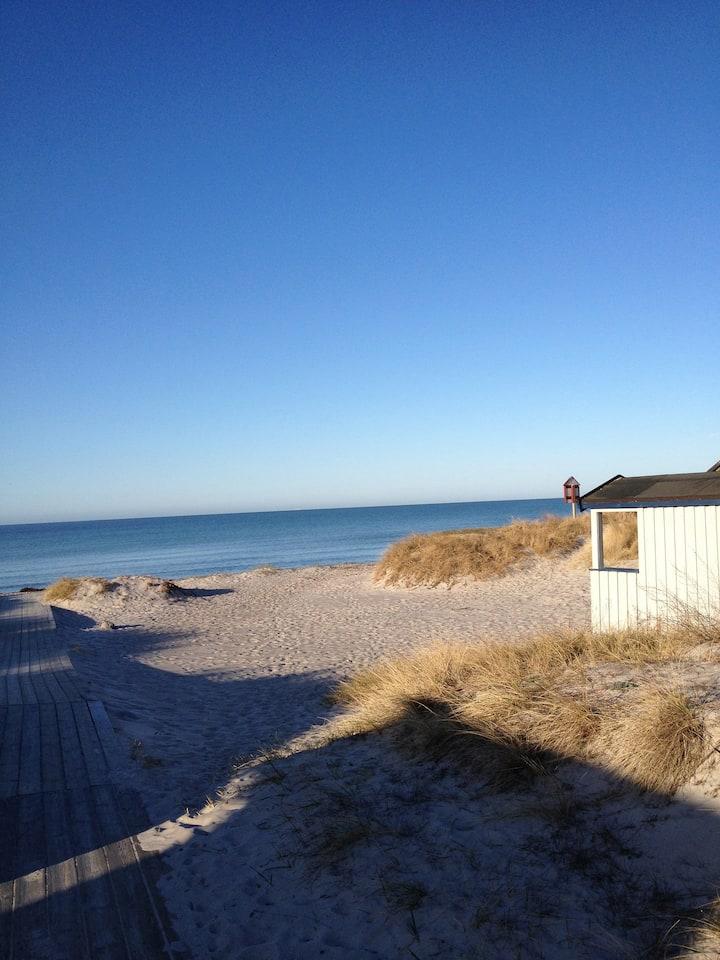 Strandboende i Höllviken