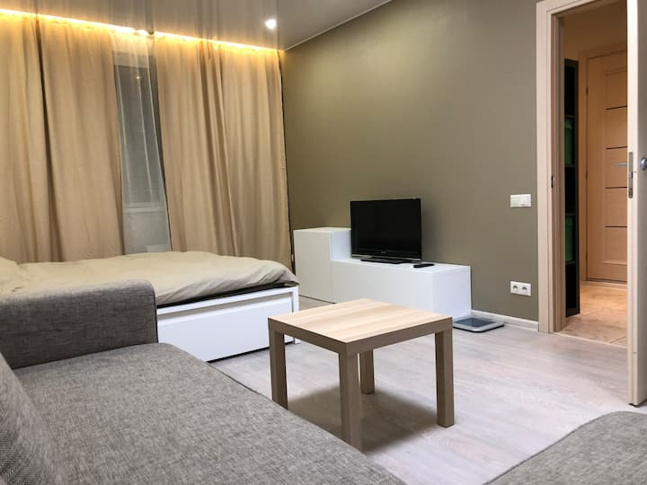 Fifa W Cup 2018 Apartment,Moscow. 7 min from metro