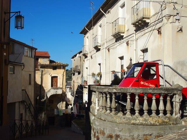 Maison/Villa en Calabre, Italie - Nocera Terinese - Huis