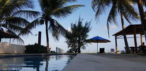 Toquinho, Pernambuco - magnífica casa beira-mar