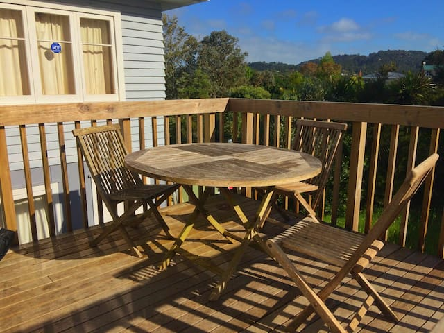 Cosy house with garden in West Auckland 1 - Auckland - Huis