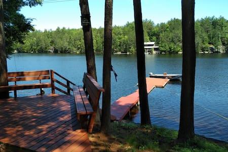 Tranquil Family Cottage on Island-like Peninsula
