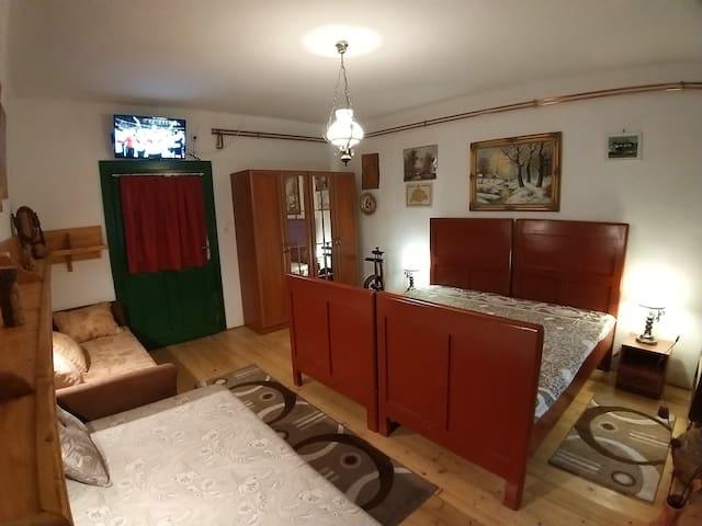 Németh Tanya Vendégház 4 ágyas szoba