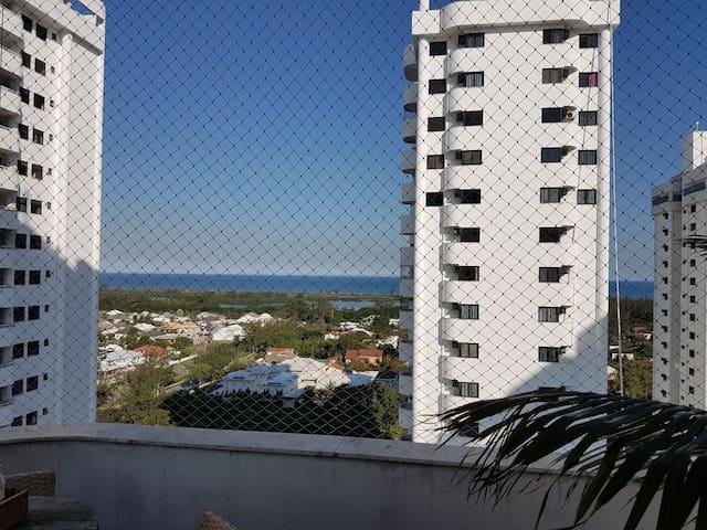 Ap Duplex, 2 Suites, Wifi, prox.:Praia e RioCentro