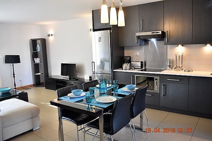 Luxury apartment in Mont Choisy / Trou aux Biches