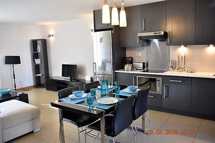 Luxury apartment in Mont Choisy / Trou aux Biches
