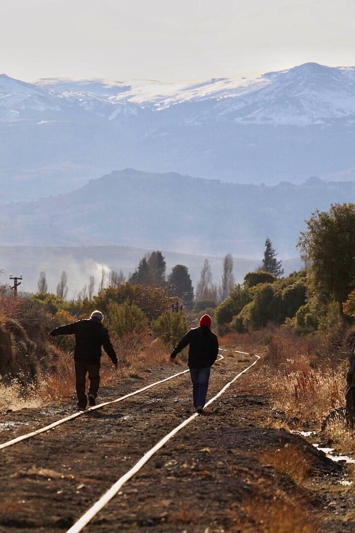 Paseo por las Vías del Tren