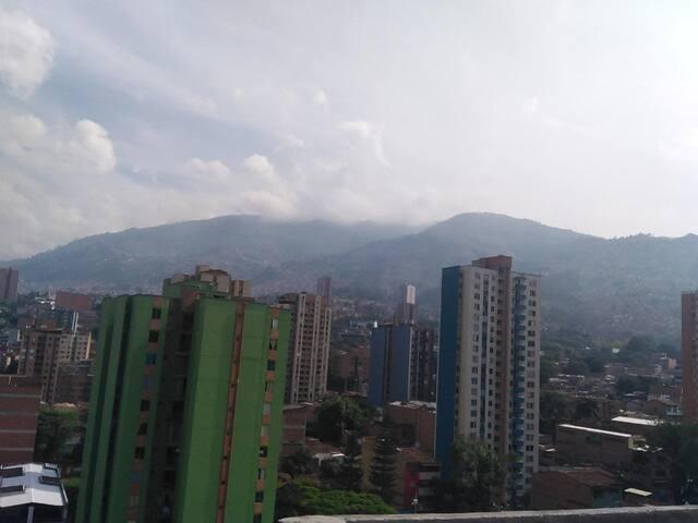 Espectacular apartamento en el corazón de Medellín