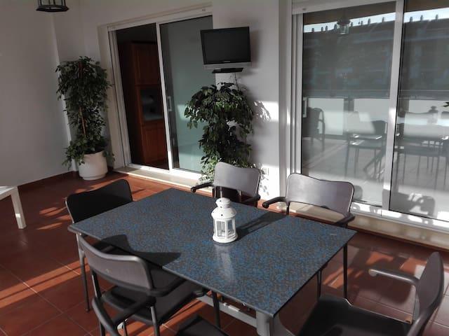 Apartamento Torrenostra 4-6 personas - Torreblanca - Condomínio