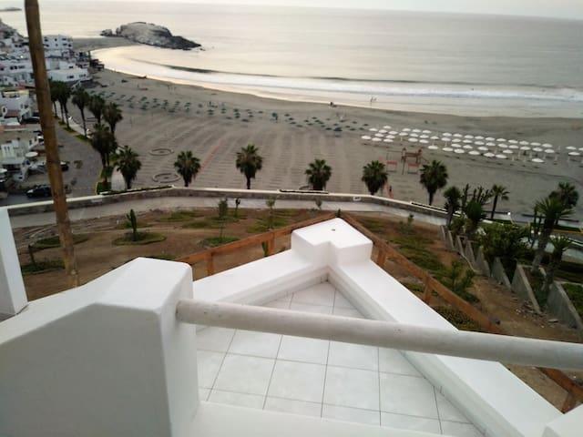 Casa de Playa en Puerto Fiel