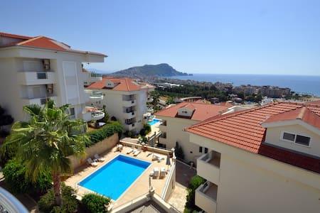 Cleopatra Beach Apartment - Alanya - 公寓
