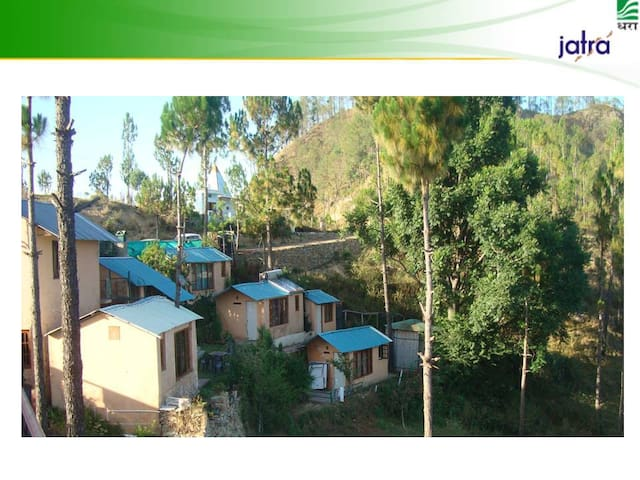Jatra - Kholachauri - Allotjament sostenible a la natura