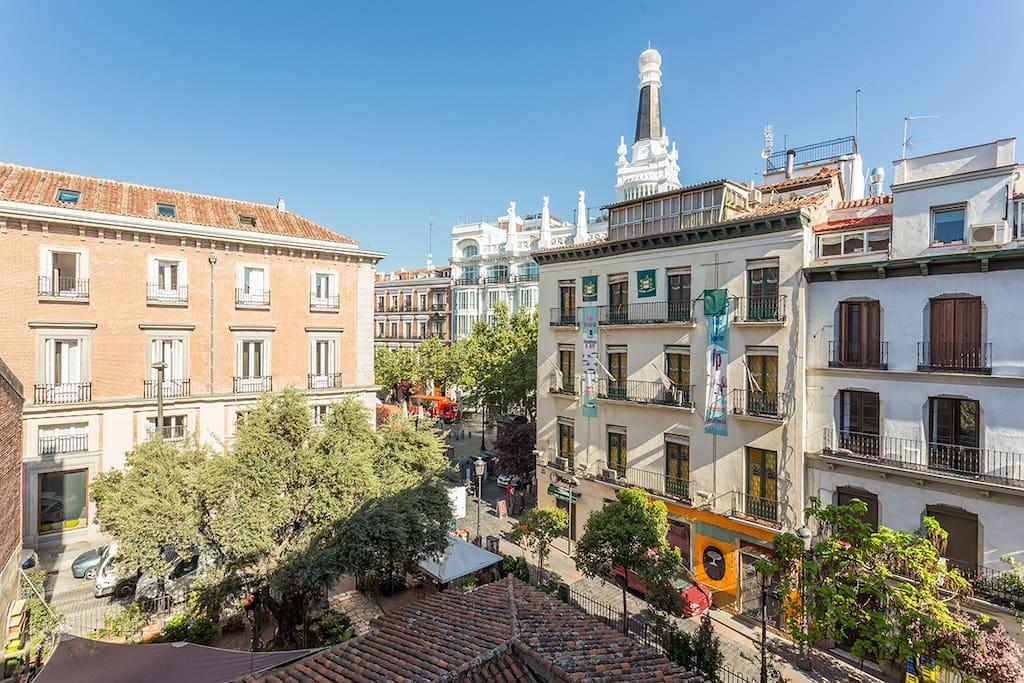 Elegant modern 2 bdr at the heart of madrid apartamentos en alquiler en madrid comunidad de - Apartamentos de alquiler en madrid ...