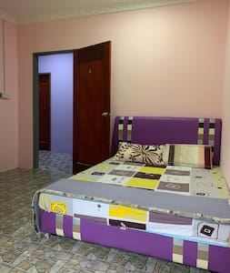 Poring Hot Spring Homestay   Room 6 Double