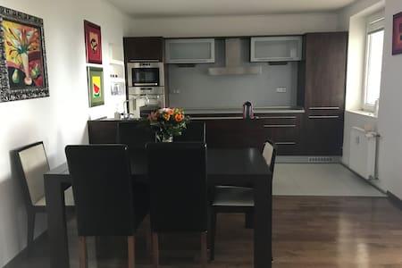 Apartment1 Bratislava city center 2bedroom
