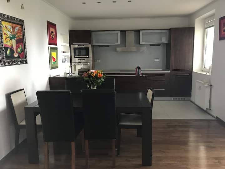 Apartment1 Bratislava city center 2bedroom