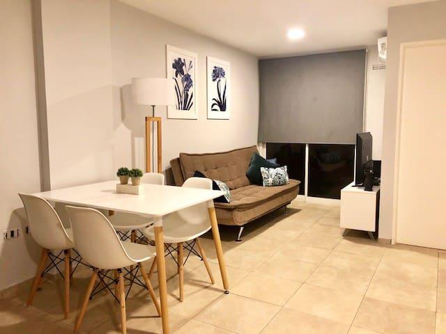 1 Dormitorio - Nueva Córdoba - Externo