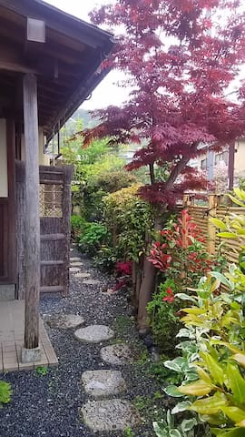 Japanese Traditioanl House in Kyoto - Kyoto - Bed & Breakfast