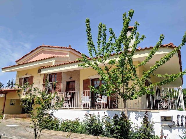 Luxury Villa Eretria