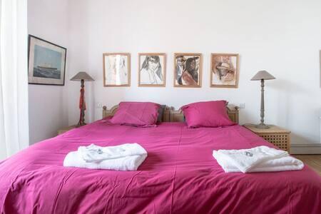 Lille - Charmant appartement privé + parking - Loos - Slot