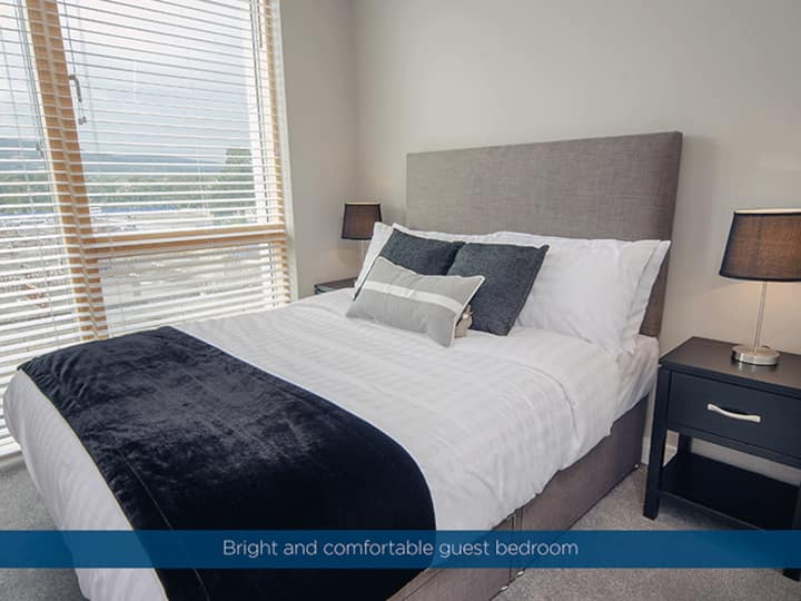 Luxury room 20 minutes from the city centre