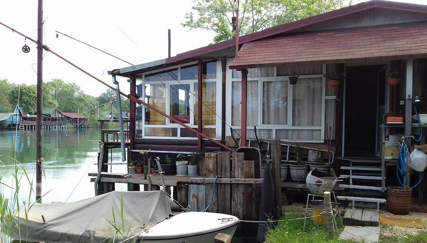 RIVER HOUSE GORAN - Ada Bojana - Hus