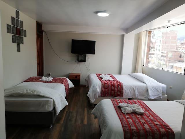 Munay pakarimuy aparthotel.