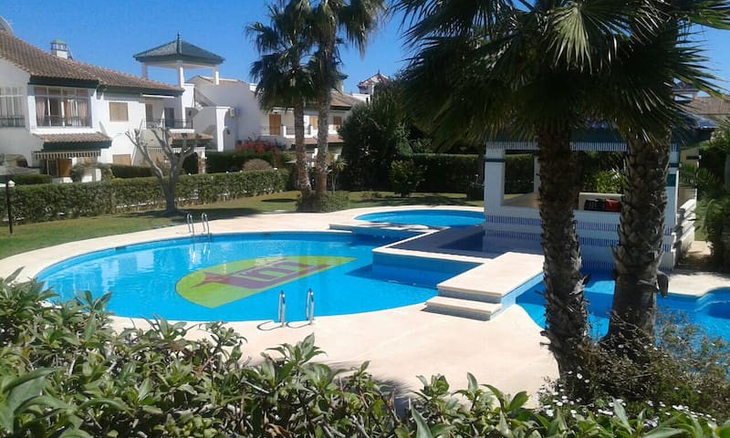 Bungalow in Mil Palmeras - Pilar de la Horadada - Appartement
