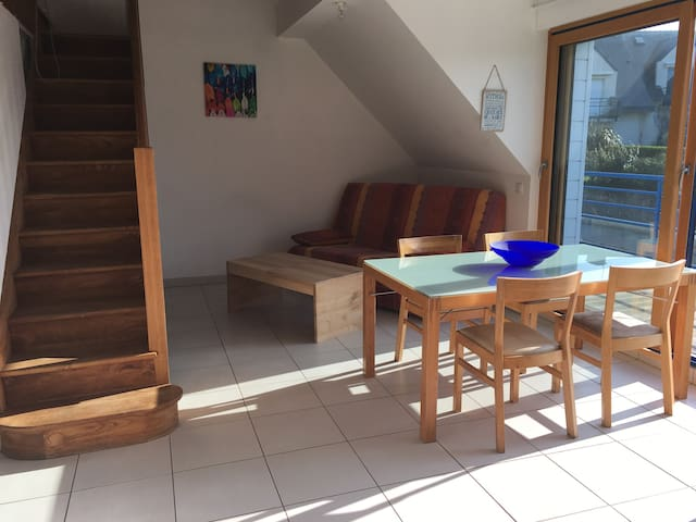 Appartement à 5mn à pied de Portivy - Saint-Pierre-Quiberon - Apartment