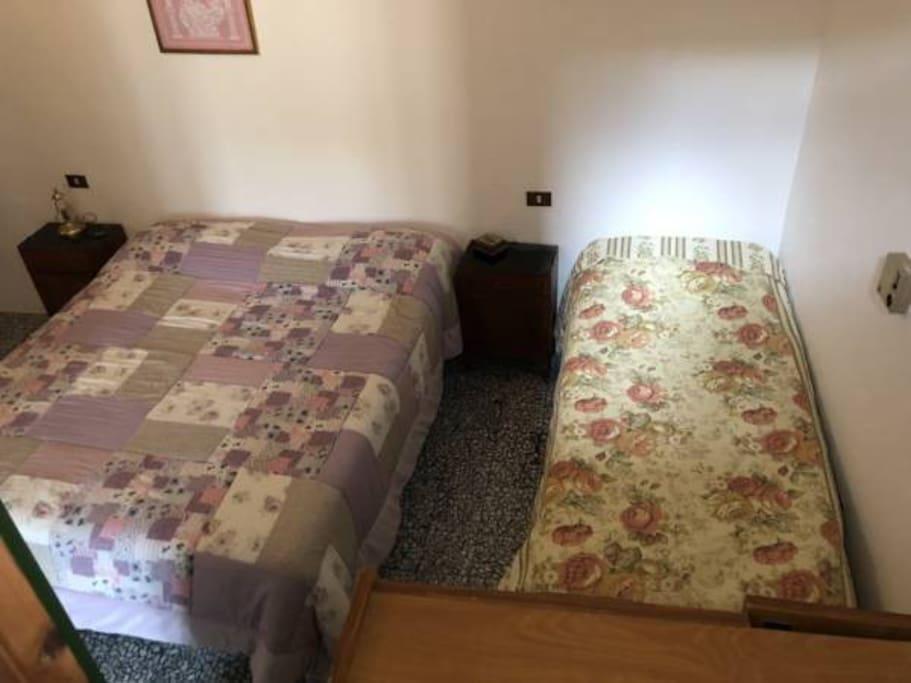 La seconda camera.