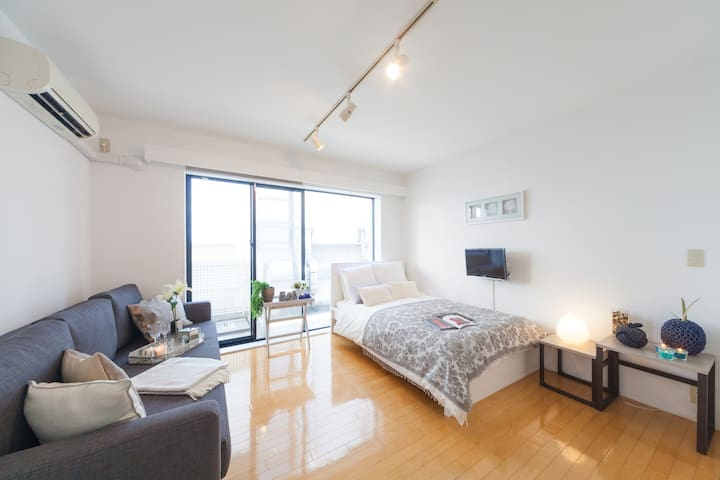 *HIROO HIGH STREET! 1min to Station - Shibuya-ku - Apartmen