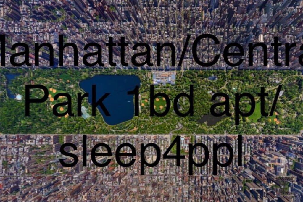 Manhattan Central Park 1bd Apt Sleep4ppl Appartements 224