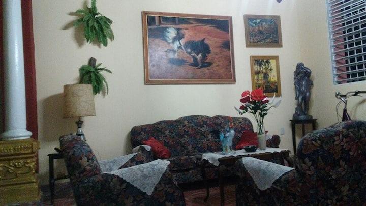 Casa Anabel y Yohan en Camaguey