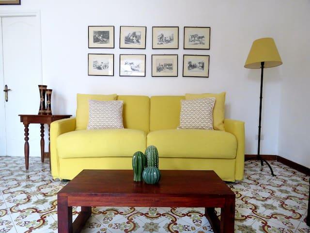 La Terrazza, cozy apartment close to the center.