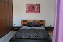 Segundo quarto no 1º Andar // 2nd bedroom on the 1st Floor
