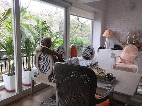 2 bedroom designer home in GK1