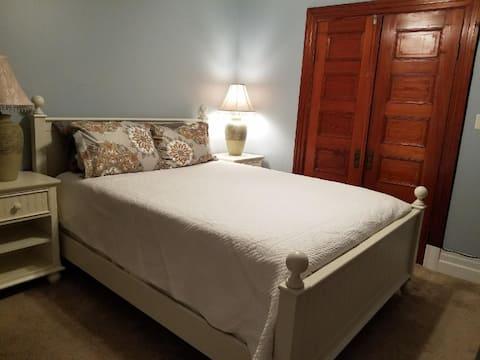 Victorian Villa Gray Room