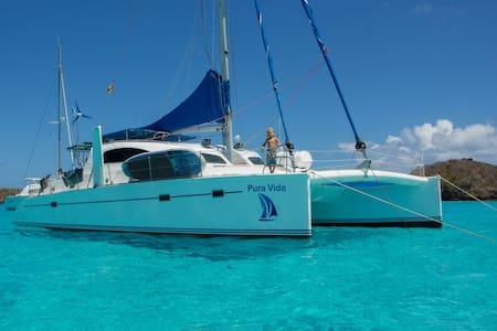 Camarotes amplos e confortáveis - Boat