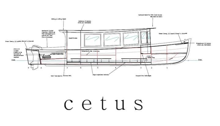 우든보트를 제작하는 청년들이 지은 이야기가 있는 집_하버하우스[3인실 starboard]