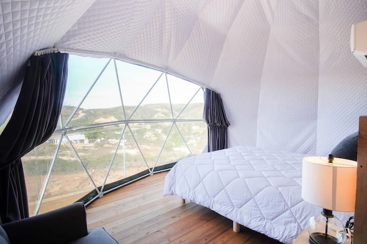 Amazing View Glamping Dome # 1