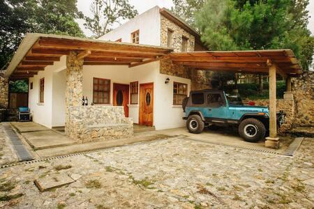 """Casa de campo """"De La Cruz"""" , Cobán Alta Verapaz"""
