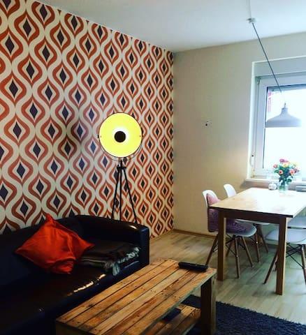 schnuckliges Zimmer in Stuttgart Ostheim - Estugarda - Apartamento