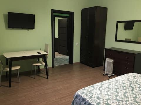 Уютная 3-х комнатная квартира в 16 этажном в доме