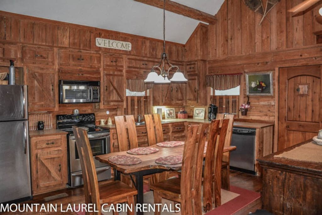 Mlc Dream By The Stream Cabins For Rent In Blue Ridge