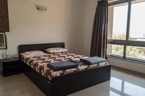 Fully Furnished 2 Bedroom Apartment in Lavasa